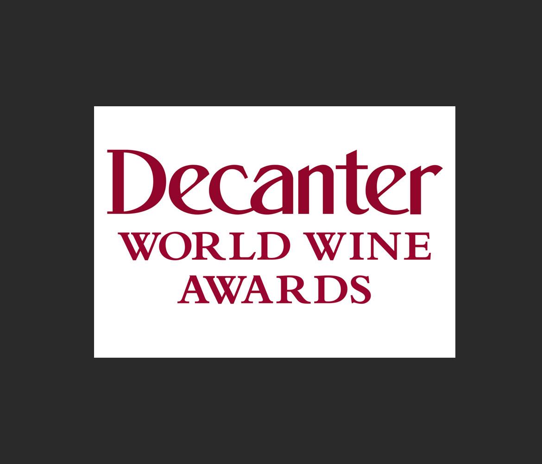 DECANTER WORLD WINE AWARD 2008