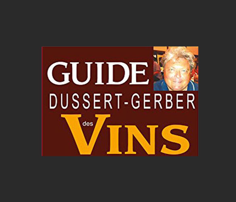 GUIDE DUSSERT- GERBER DES VINS 2012